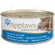 APPLAWS NATURAL 70gr TONNO E GRANCHIO
