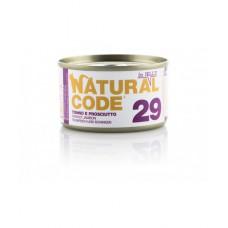 NATURAL CODE GR.85 JELLY TONNO PROSCIUTTO -29-