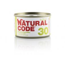 NATURAL CODE GR.85 JELLY POLLO E TACCHINO -30-