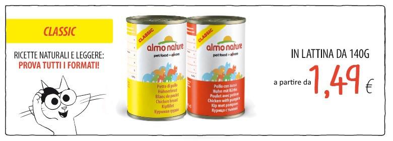 ALMO NATURA 140GR 1,49€