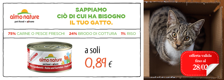 ALMO NATURE 70GR A 0.89€