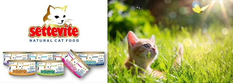 Settivite Natural cat food