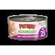 PETREET 100% MONOP. POLLO PISELL GR. 60