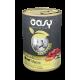 OASY DOG GRAIN FREE AD.BEEF GR. 400