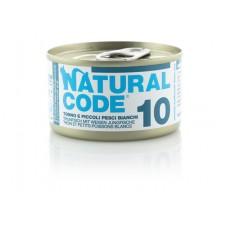 NATURAL CODE GR.85 TONNO E BIANCHETTI--10--