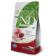 FARMINA N&D GRAIN FREE ADULT POLLO E MELOGRANO 5 KG