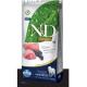 FARMINA N&D GRAIN FREE ADULT MAXI AGNELLO E MIRTILLO KG.12