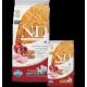 FARMINA N&D ANCESTRAL LOW GRAIN LIGHT MEDIUM/MAXI POLLO E MELOGRANO KG.12