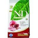 FARMINA N&D GRAIN FREE ADULT POLLO E MELOGRANO 10 KG