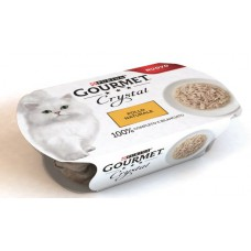 GOURMET CRYSTAL 50GR POLLO NATURALE