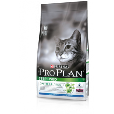 PURINA PRO PLAN CAT STERILISED CONIGLIO 400GR