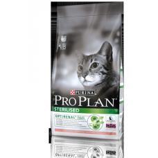 PURINA PRO PLAN CAT STERILISED SALMONE 1,5KG