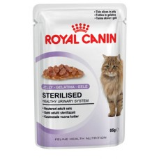 ROYAL CANIN BUSTA GR.85 STERELISED JELLY