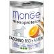 MONGE MONOPROTEICO GR.400 TACCHINO RISO AGRUMI