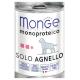 MONGE MONOPROTEICO GR.400 AGNELLO