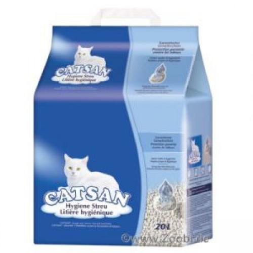 Catsan for Catsan lettiera