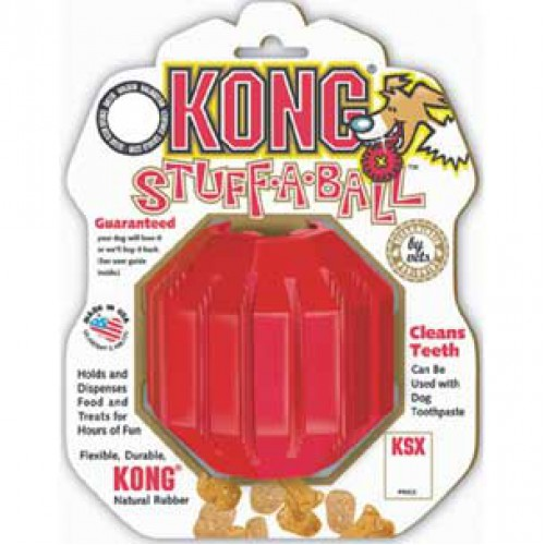 kong stuff a ball how to use