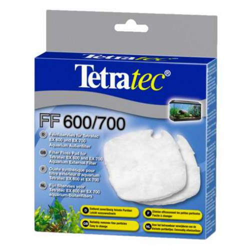 Tetra tetratec ff600/700 tampone di ovatta sintetica